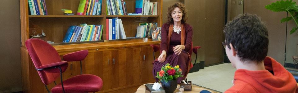 Fischer Psychotherapie Rotterdam